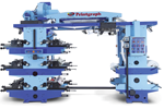 Flexographic Printing Machine, Manufacturer of Flexographic Printing Machine , Exporters of Flexographic Printing Machine, Supplier of Flexographic Printing Machine, Manuafcturer of Flexographic Printing Press , Flexographic Print Machine, Mumbai, India